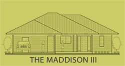 The Maddison III - 3 bedrooms