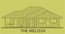 The Melissa - 3 bedrooms