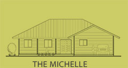 The Michelle - 3 bedrooms